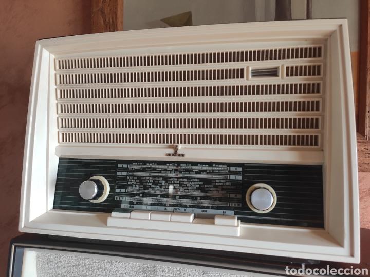 RADIO SIEMENS (Radios, Gramófonos, Grabadoras y Otros - Radios de Válvulas)