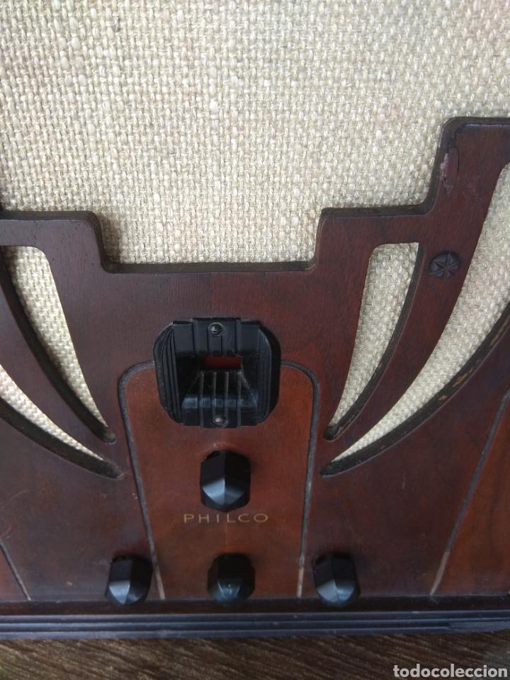 Radios de válvulas: RADIO PHILCO 38 - Foto 4 - 194995868
