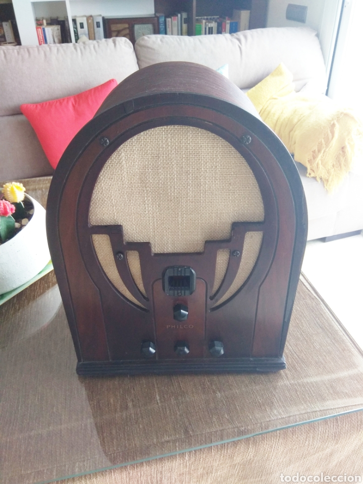 RADIO PHILCO 38 (Radios, Gramófonos, Grabadoras y Otros - Radios de Válvulas)