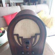 Radios de válvulas: RADIO PHILCO 38. Lote 194995868