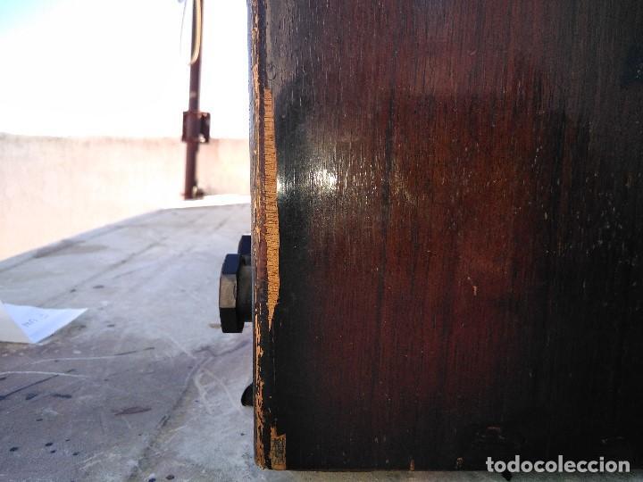 Radios de válvulas: antigua radio de valvulas funcionando - Foto 7 - 195124232