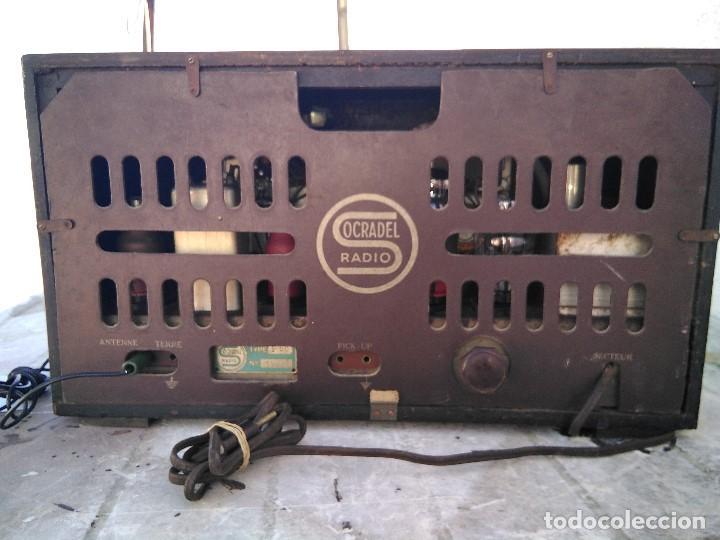 Radios de válvulas: antigua radio de valvulas funcionando - Foto 9 - 195124232