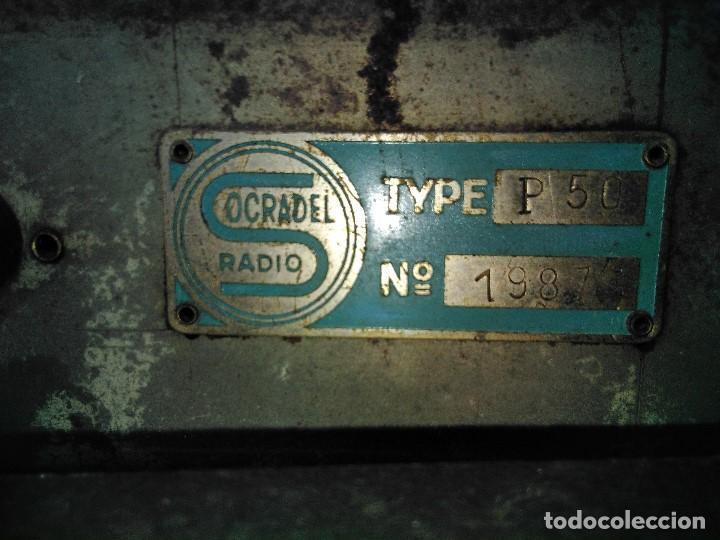 Radios de válvulas: antigua radio de valvulas funcionando - Foto 14 - 195124232