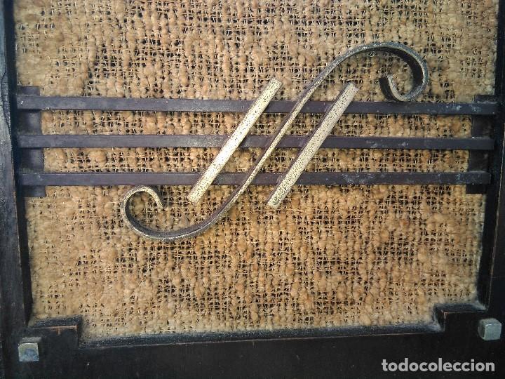 Radios de válvulas: antigua radio de valvulas funcionando - Foto 16 - 195124232