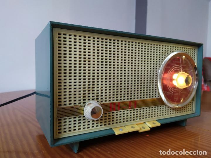 Radios de válvulas: RADIO PHILIPS funciona - Foto 5 - 195235910