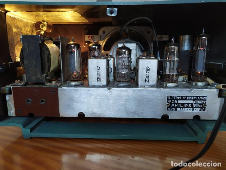 Radios de válvulas: RADIO PHILIPS funciona - Foto 7 - 195235910