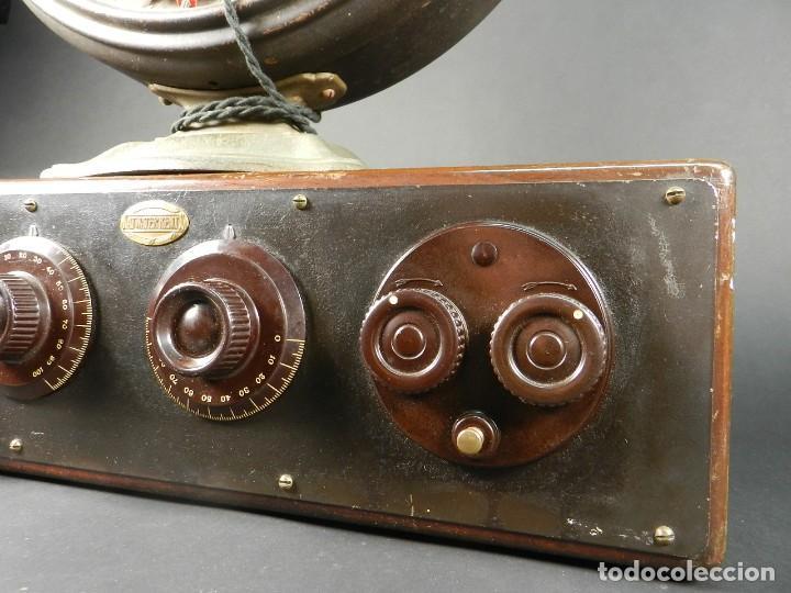 Radios de válvulas: RADIO ATWATER KENT MODELO 20 + SPEAKER Mod.E AÑO 1925 - Foto 15 - 195304227