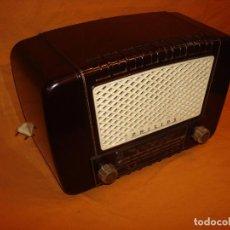 Radios de válvulas: RADIO PHILIPS BE-352-U. Lote 195367168