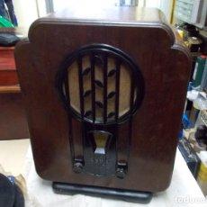 Radios de válvulas: RADIO PHILIPS 630A. Lote 195400973