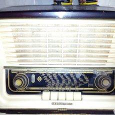 Radios de válvulas: RADIO TELEFUNKEN , CAMPANELA, ESPAÑA, GETAFE.AÑO 1958.. Lote 195410265
