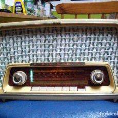 Radios de válvulas: RADIO DE VÁLVULAS GRUNDIG MODELO 79. Lote 195437887