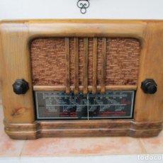 Radios de válvulas: ANTIGUA RADIO A VÁLVULAS IBERIA, MODELO 4234.. Lote 195491792