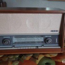 Radios de válvulas: RADIO SABA FREUDENSTADT 14 M STEREO. Lote 195502695