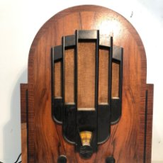 Radios de válvulas: RADIO PHILIPS ANTIGUA, MODELO 636 A. PARA RESTAURAR.. Lote 195533090
