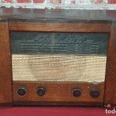 Rádios de válvulas: RADIO DE VÁLVULAS PHILIPS - NO FUNCIONA. Lote 195741983
