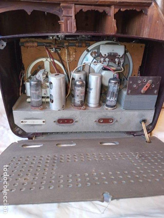 Radios de válvulas: Radio antigua años 50 . - Foto 4 - 195989768
