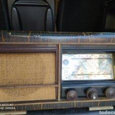 Rádios de válvulas: ANTIGUA RADIO SONORA. Lote 196593628