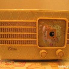 Radios de válvulas: RADIO VICA 810. . OM Y OC. 125 VOLTIOS, AÑOS 50. VER. FOTOS. Lote 197086972