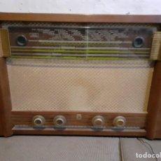 Rádios de válvulas: RADIO PHILLIPS. Lote 197274215
