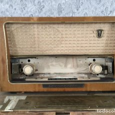 Radios de válvulas: RADIO GRAETZ CANZONETTA 513.ALEMANIA 1957/1958. PARA RESTAURAR.FUNCIONANDO 220V. Lote 197577052