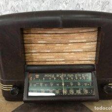 Radios de válvulas: PRECIOSA RADIO RCA VICTOR RC 477X. FUNCIONANDO A 125V. ESTADOS UNIDOS AÑO 1939. Lote 197584186