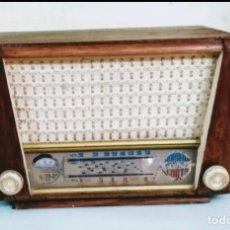 Radios de válvulas: RADIO AÑOS 49 INOBALT. Lote 197689537