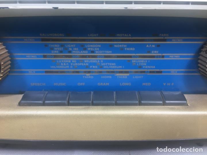 Radios de válvulas: Radio MURPHY U506. Gran Bretaña 1959. Funcionando - Foto 6 - 102799496