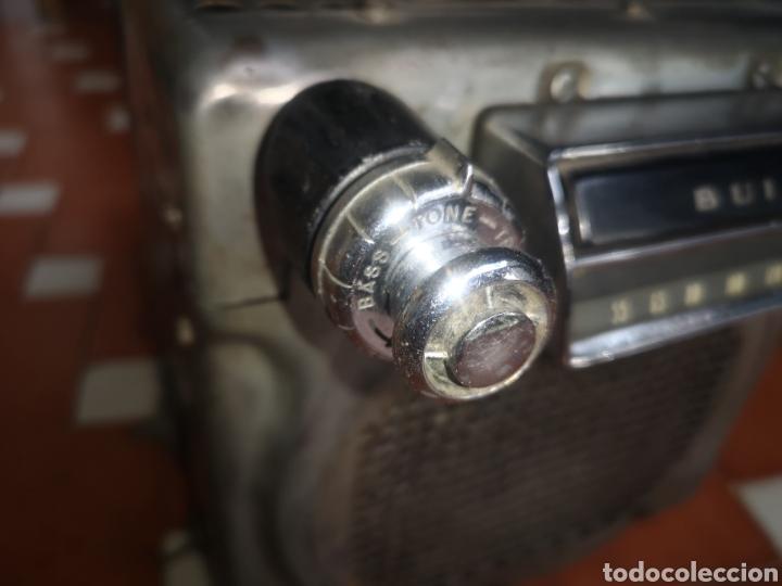 Radios de válvulas: Radio antigua válvulas Buick roadMaster 1953 - Foto 3 - 198259446