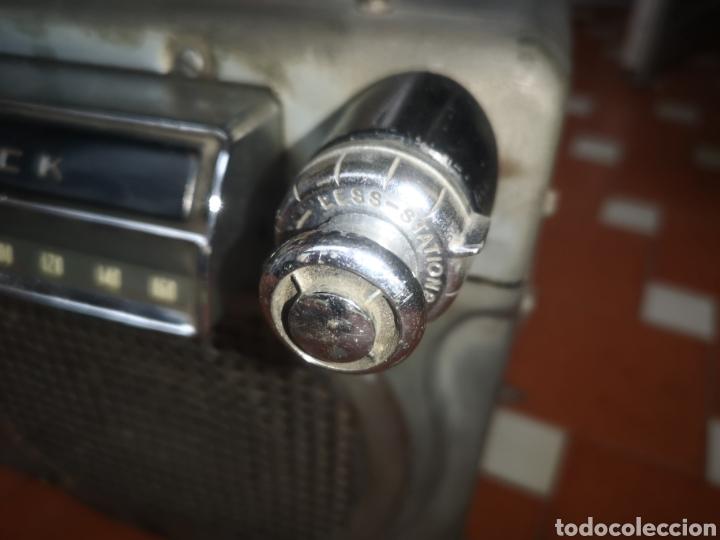 Radios de válvulas: Radio antigua válvulas Buick roadMaster 1953 - Foto 5 - 198259446