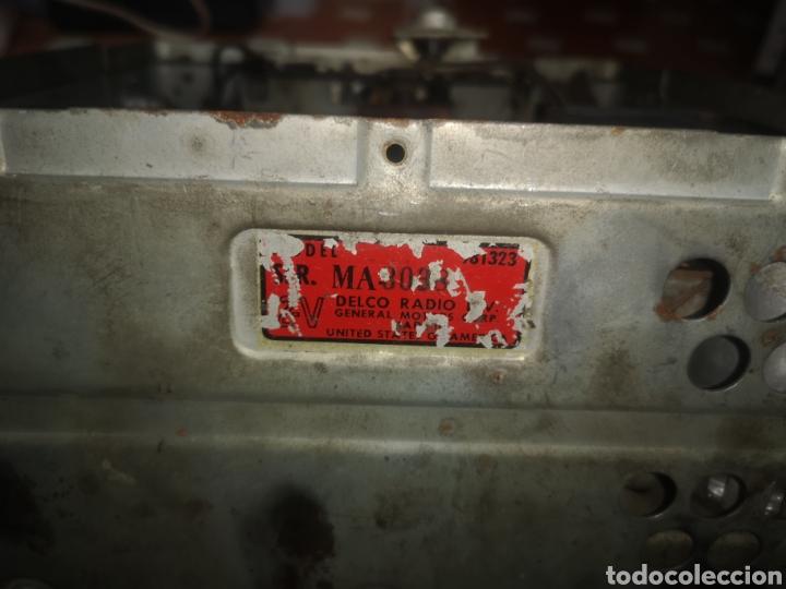 Radios de válvulas: Radio antigua válvulas Buick roadMaster 1953 - Foto 10 - 198259446