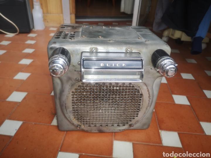 RADIO ANTIGUA VÁLVULAS BUICK ROADMASTER 1953 (Radios, Gramófonos, Grabadoras y Otros - Radios de Válvulas)