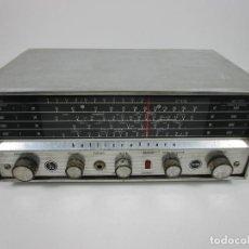 Radios de válvulas: RADIO, RECEPTOR HALLICRAFTERS, CHICAGO (ILINOIS) - MODELO S-120 - AÑO 1960-63. Lote 198331755