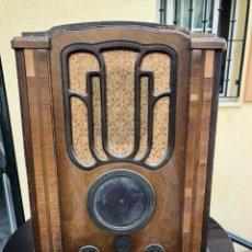 Radios de válvulas: RADIO PILOT MODELO 55. Lote 198547301