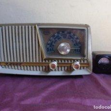 Rádios de válvulas: ANTIGUA RADIO INTER MODELO CAPRI CON ELEVADOR-REDUCTOR Nº19-R.. Lote 198937271