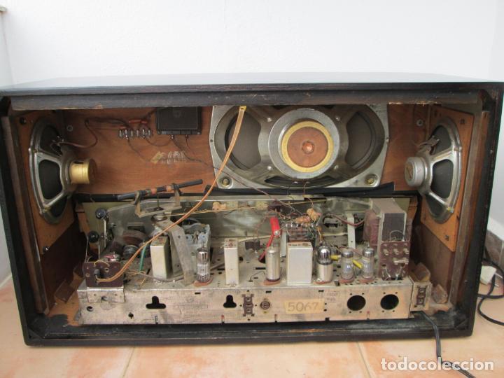 Radios de válvulas: Radio Grundig 5067 - Foto 11 - 198940770
