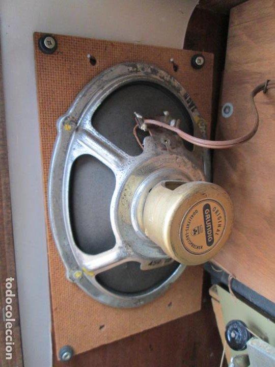 Radios de válvulas: Radio Grundig 5067 - Foto 12 - 198940770