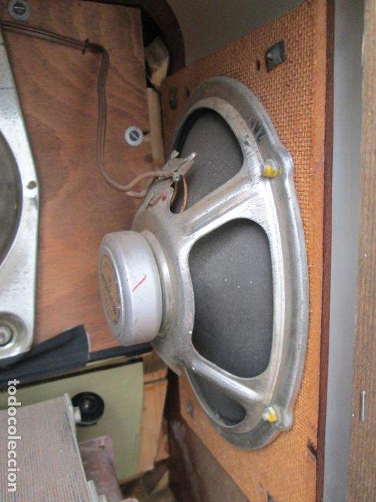 Radios de válvulas: Radio Grundig 5067 - Foto 13 - 198940770
