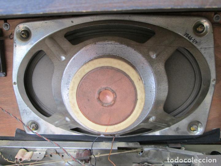 Radios de válvulas: Radio Grundig 5067 - Foto 14 - 198940770