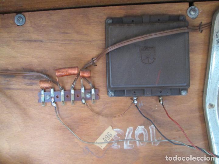 Radios de válvulas: Radio Grundig 5067 - Foto 15 - 198940770