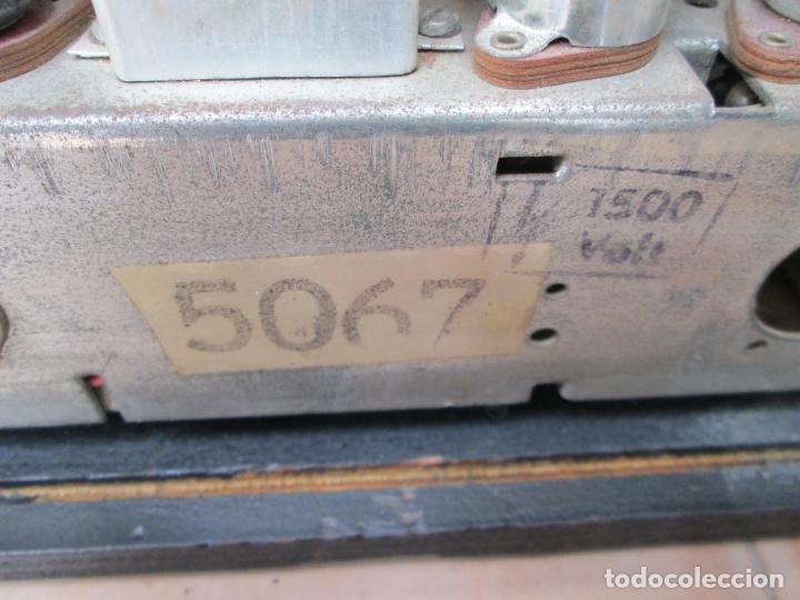 Radios de válvulas: Radio Grundig 5067 - Foto 18 - 198940770