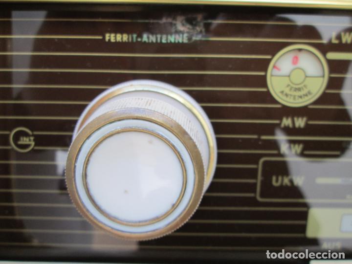 Radios de válvulas: Radio Grundig 5067 - Foto 21 - 198940770