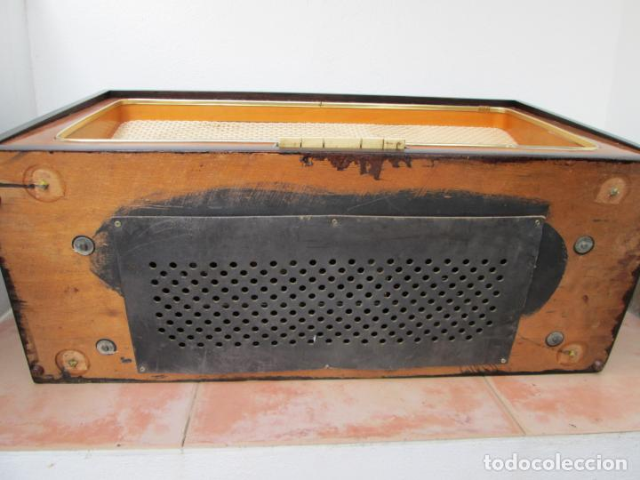 Radios de válvulas: Radio Grundig 5067 - Foto 23 - 198940770