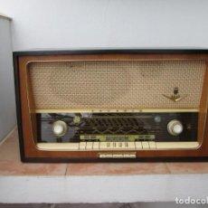 Radios de válvulas: RADIO GRUNDIG 5067. Lote 198940770