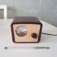 Radio a valvole: ELEVADOR- REDUCTOR DE TENSIÓN. SIN MARCA - FUNCIONANDO . Lote 199050008