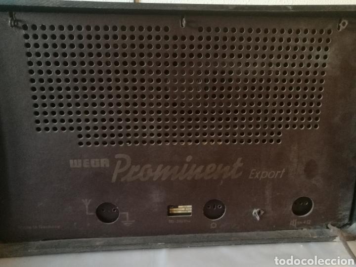 Radios de válvulas: Radio de Válvulas - Foto 7 - 199757617