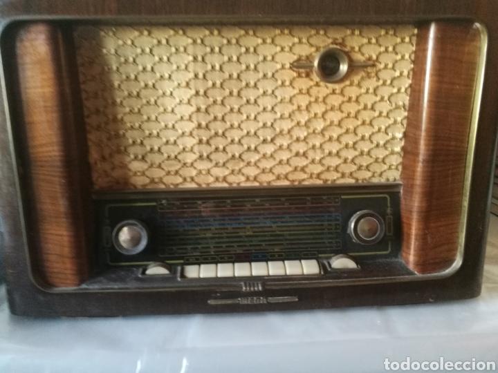 RADIO DE VÁLVULAS (Radios, Gramófonos, Grabadoras y Otros - Radios de Válvulas)