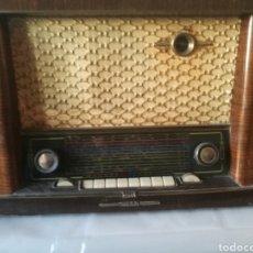 Radios de válvulas: RADIO DE VÁLVULAS. Lote 199757617