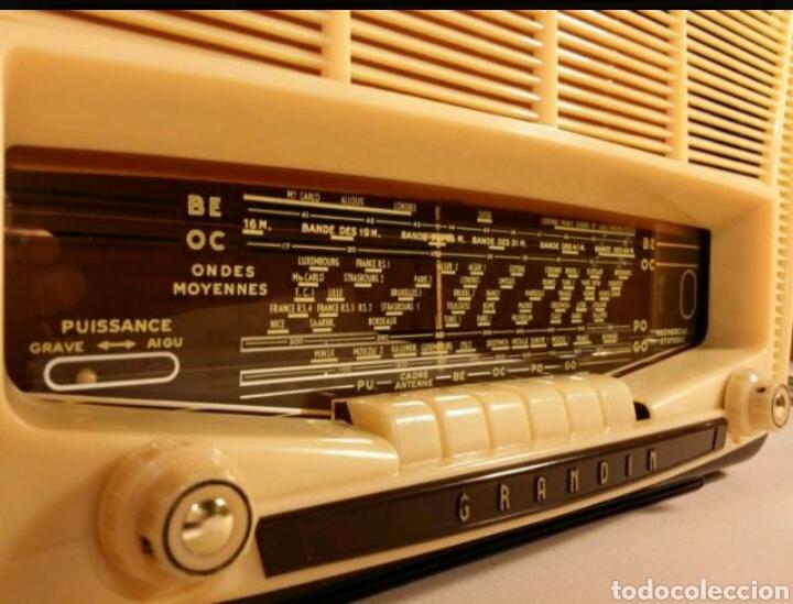 Radios de válvulas: Radio Francesa Grandin (Recoger en tienda) - Foto 3 - 201359412