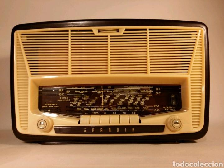 Radios de válvulas: Radio Francesa Grandin (Recoger en tienda) - Foto 4 - 201359412