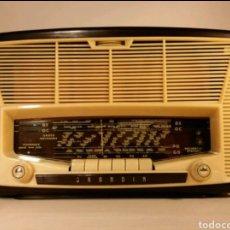 Radios de válvulas: RADIO FRANCESA GRANDIN (RECOGER EN TIENDA). Lote 201359412